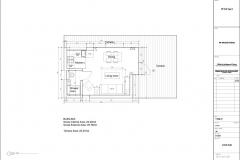 Планировка модульного домика Prefab Homes Modern 25 кв. м