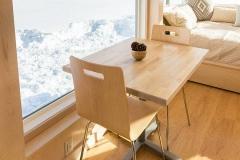Мебель в модульном доме Vista