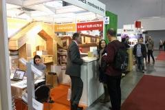 Выставочный стенд Prefab Homes в Чехии