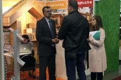 Презентация украинских сборных домов в Чехии