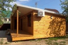 Готовый сборный дом Smart 40 в Киеве