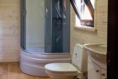 Модульный дом Smart 40 с душевой кабиной