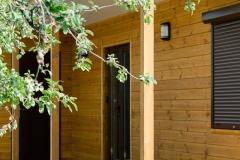 Украинский модульный дом Smart 40 с террасой