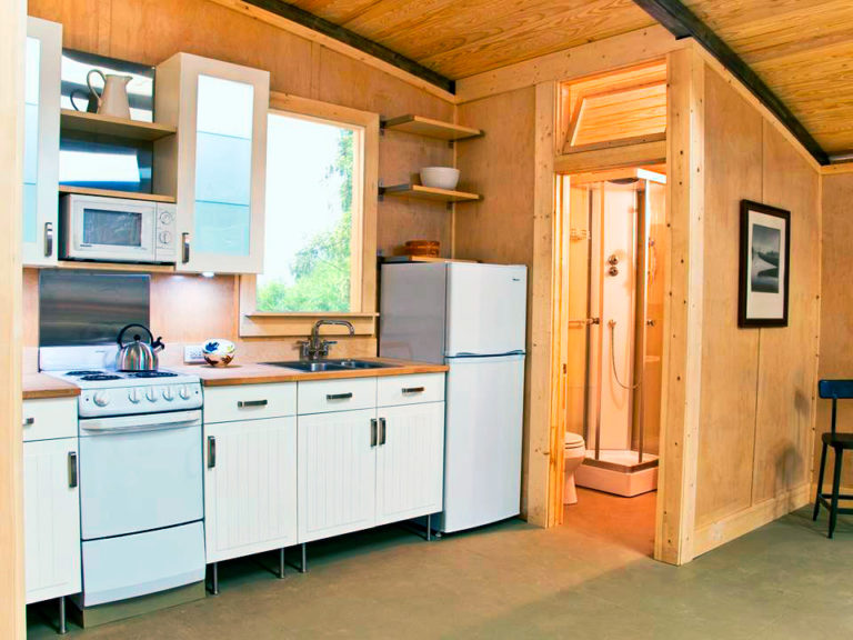 Дома под ключ уже включают внутреннюю отделку