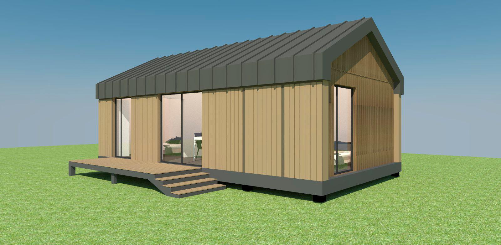 Проект Mobile 42 - дизайн дома, фото 2