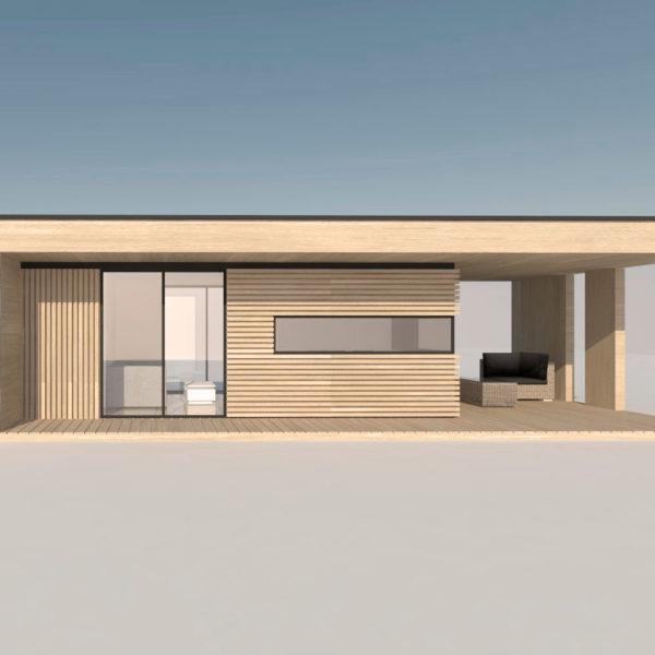 Проект Modern - дизайн дома, фото 2