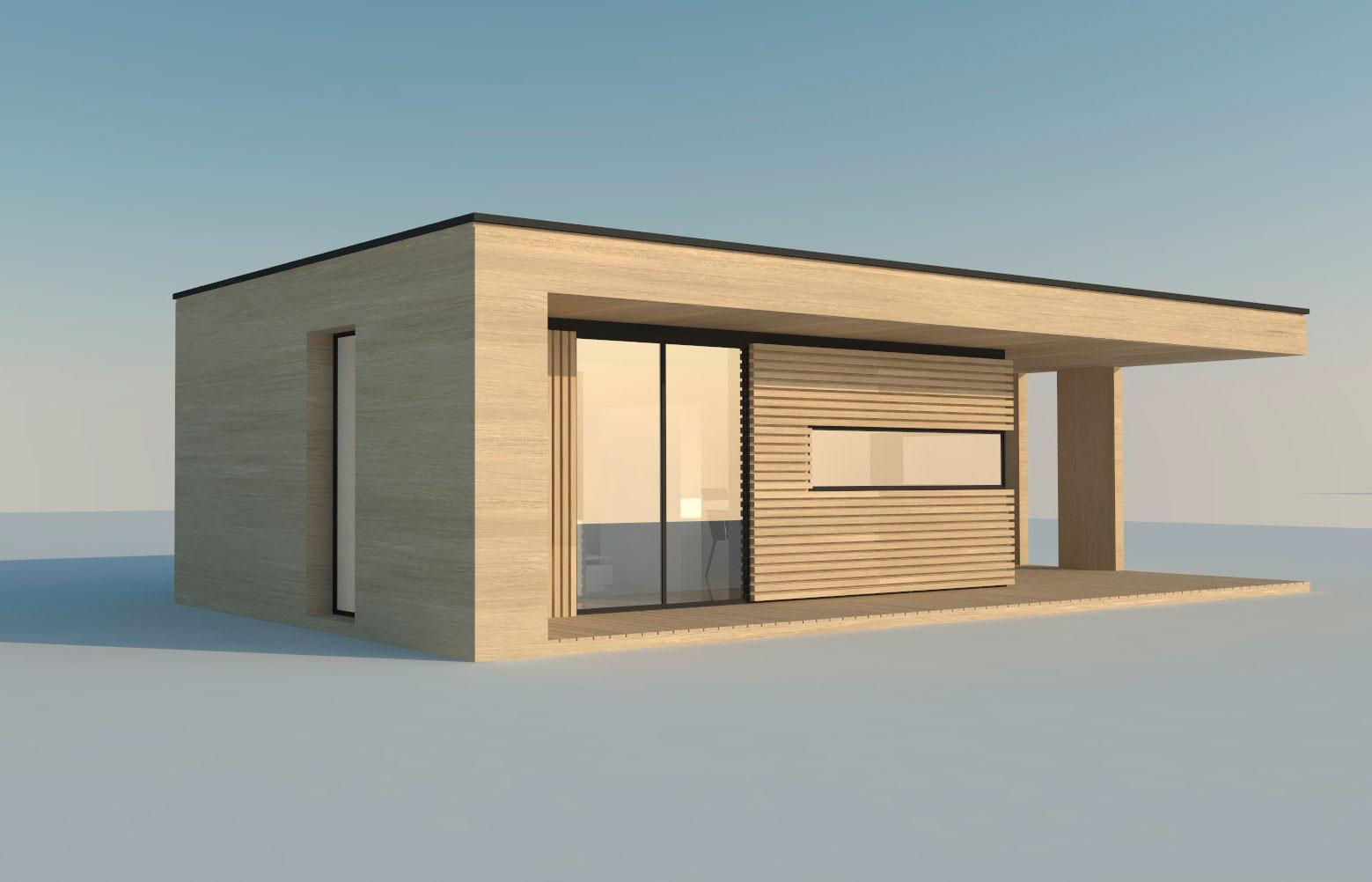 Проект Modern - дизайн дома, фото 4
