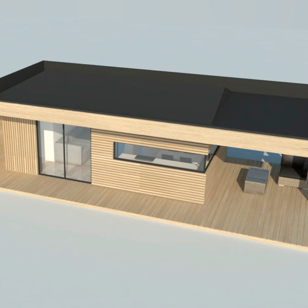 Проект Modern - дизайн дома, фото 5