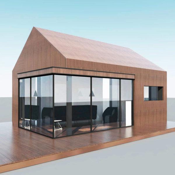 Проект Modern-B - дизайн дома, фото 2