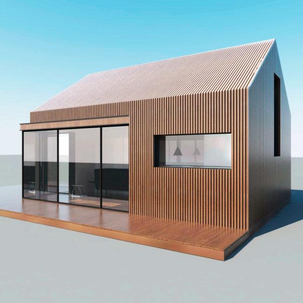 Проект Modern-B - дизайн дома, фото 3