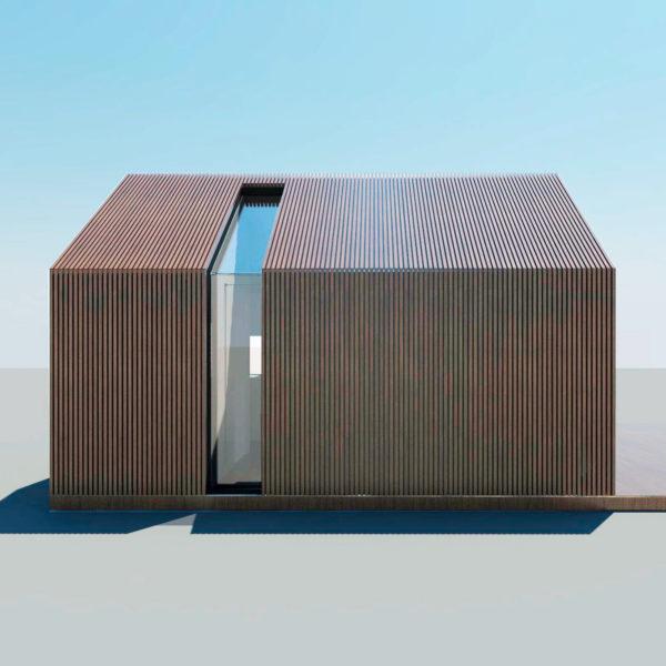 Проект Modern-B - дизайн дома, фото 4