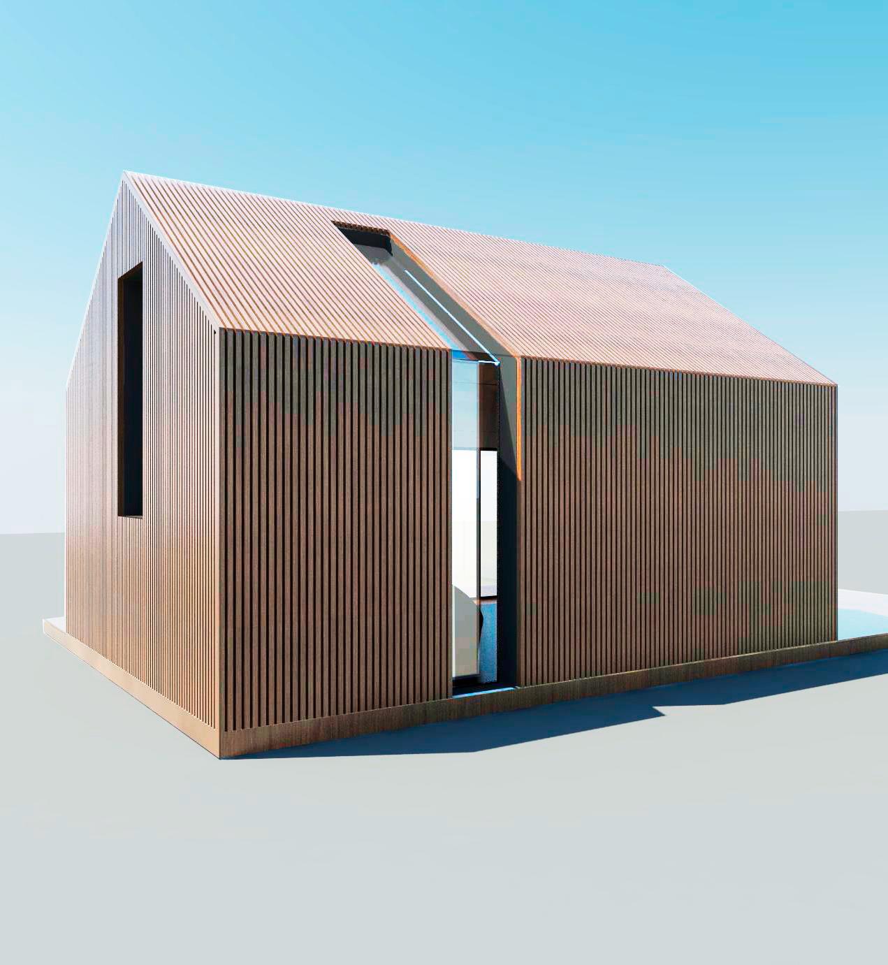 Проект Modern-B - дизайн дома, фото 5
