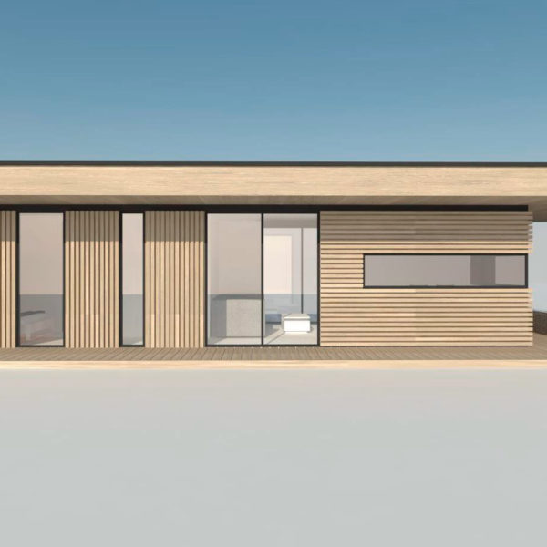 Проект Modern - дизайн дома, фото 1