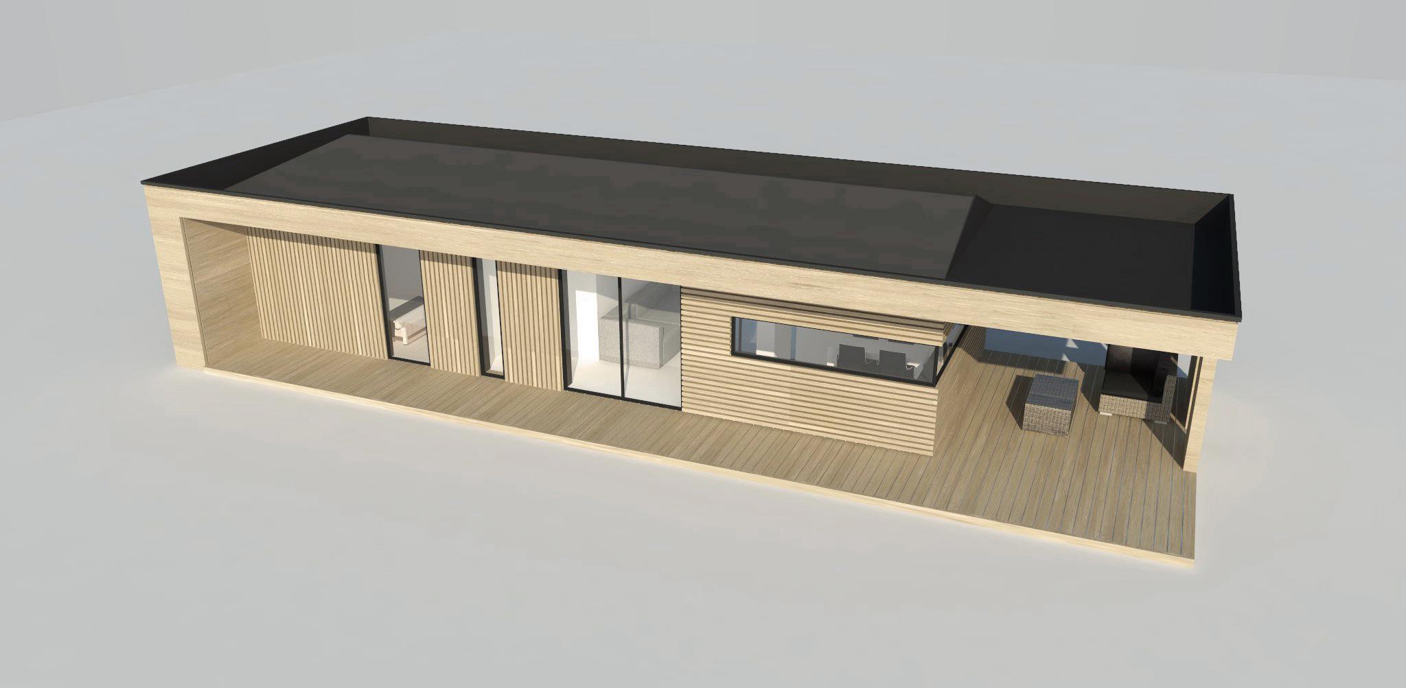 Проект Modern - дизайн дома, фото 6