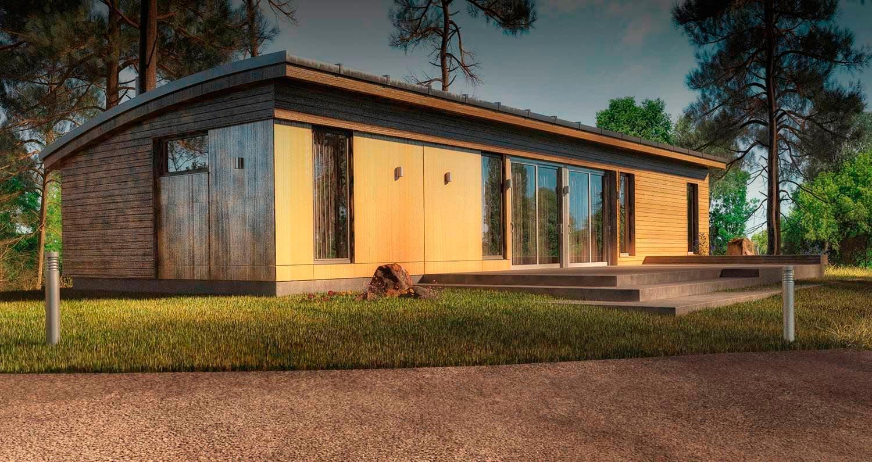 Проект дома Lounge 75 кв. м